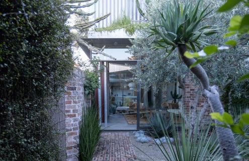 Inside Bondi's tranquil hideaway Bismarck House