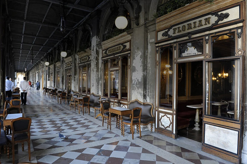 Venice's 300-year-old Caffe Florian faces an uncertain future