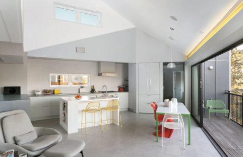 Inside an architect's AIA-award winning Pasadena home