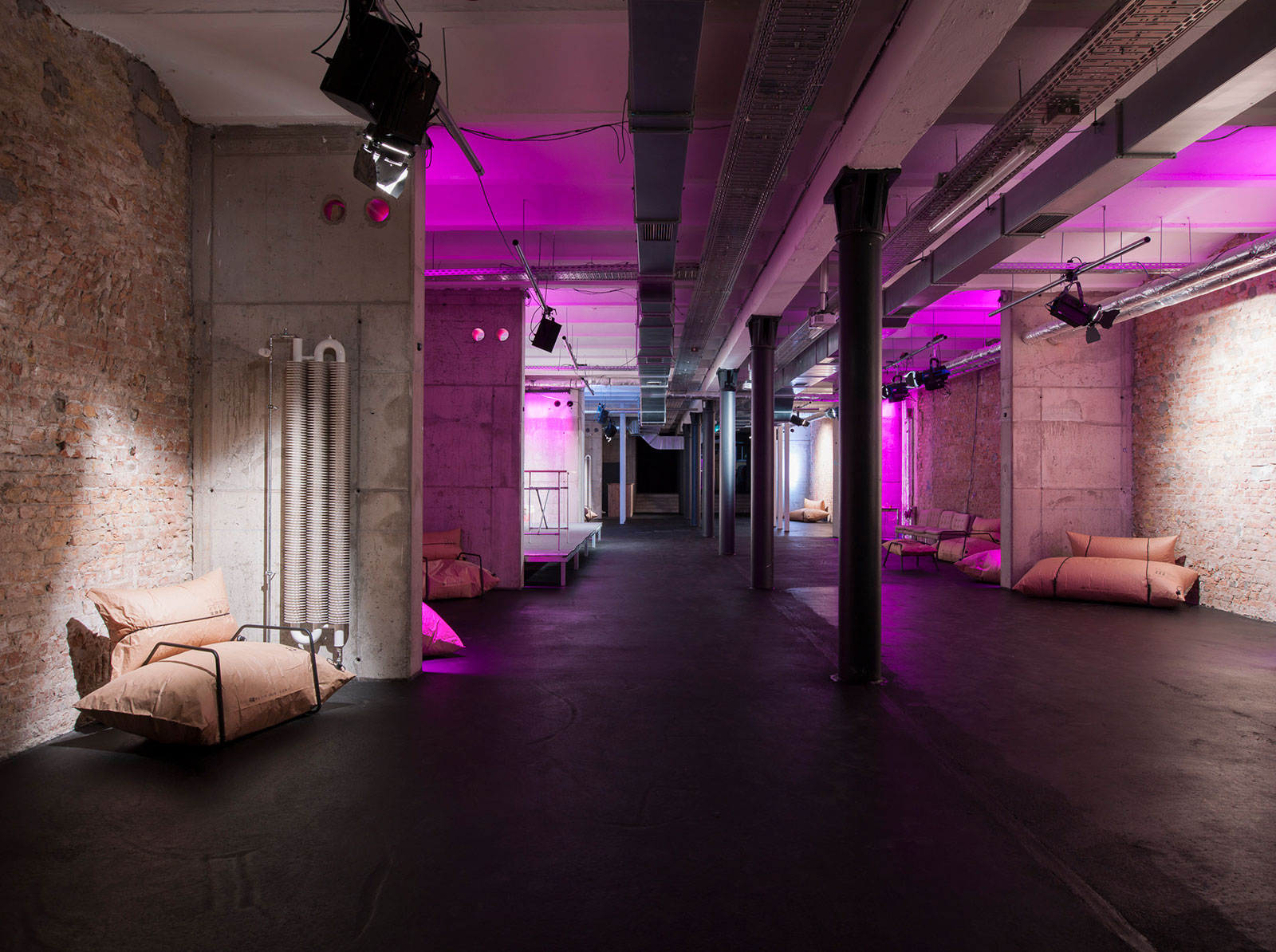 Factory Berlin is home to the city's freelance creatives. While the pandemic has been reducing capacity and forcing lockdowns, the hub has taken its events programme and networking events online to keep its community connected