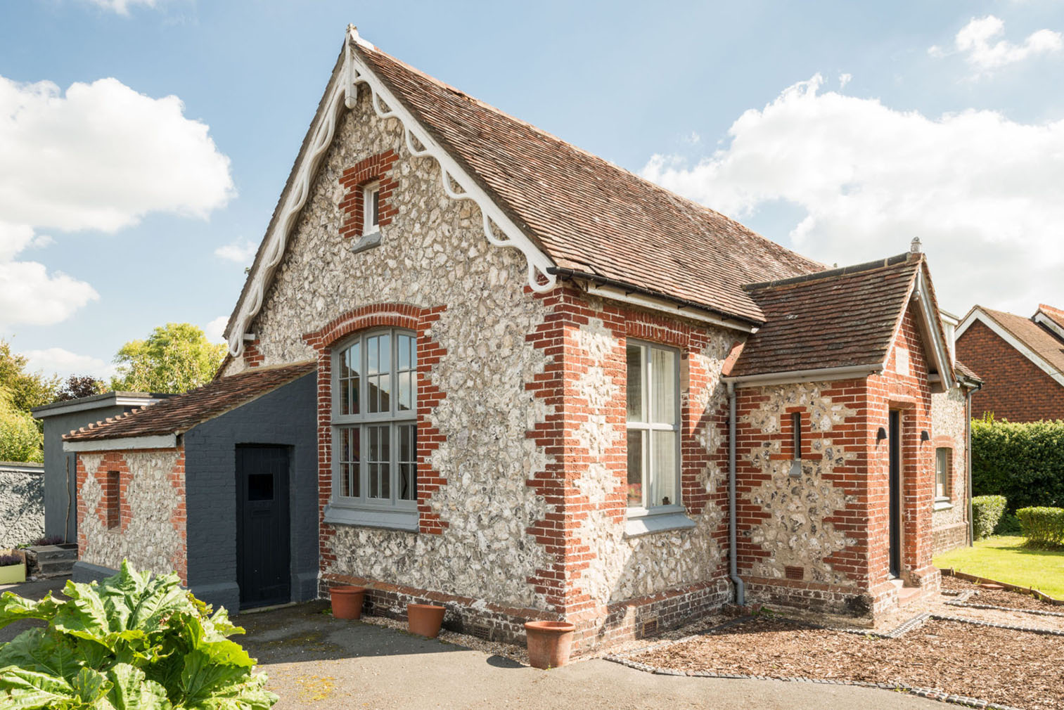 The Old School in Lewes, East Sussex via The Modern House
