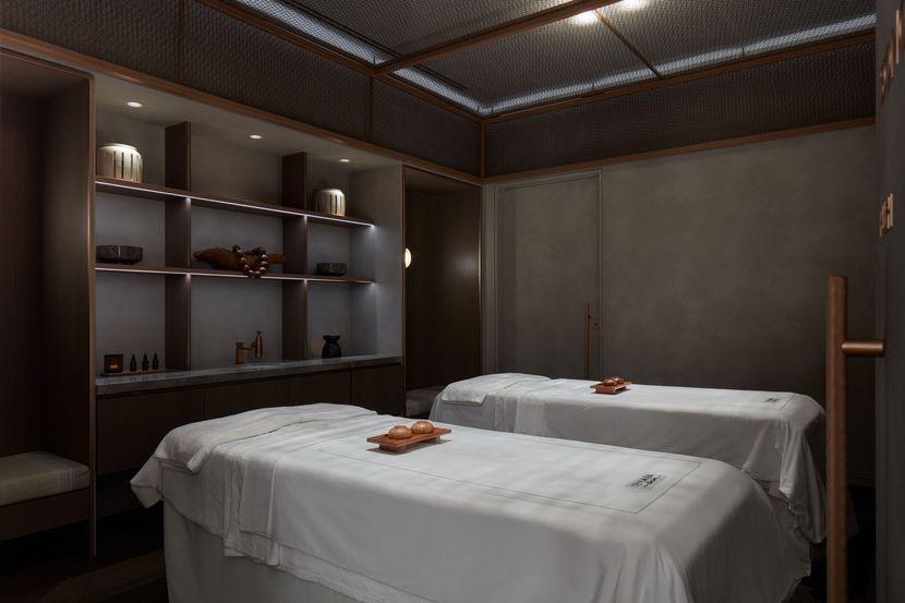 Sensasia Stories is a minimalist spa in Dubai
