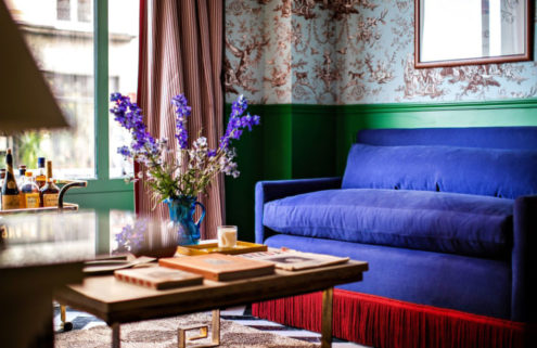 Maximalist hotels that celebrate colour and pattern
