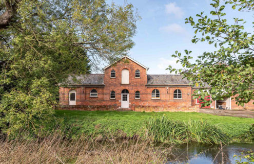 The life changer: a riverside fixer-upper in Colchester