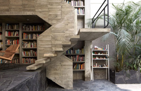 Home libraries to inspire your own reading room