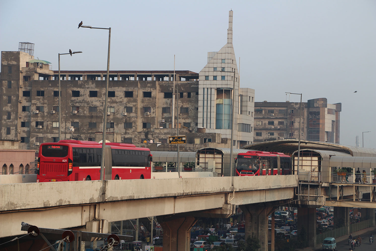 Lahore By Metro by Faizan Ahmed
