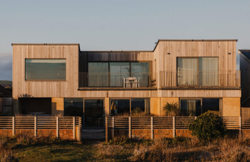 This West Sussex beach house celebrates its natural setting