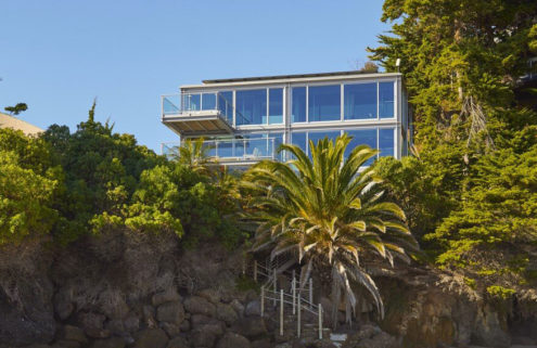 One of Pierre Koenig's final houses is for sale in Malibu