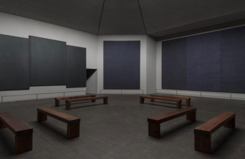 Houston's Rothko Chapel celebrates its 50th anniversary with a weekend of virtual events
