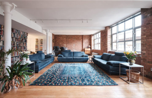 5 architect-designed London lofts on the market right now