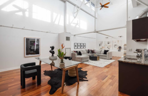 Sprawling Toronto train factory loft asks for $1.63m