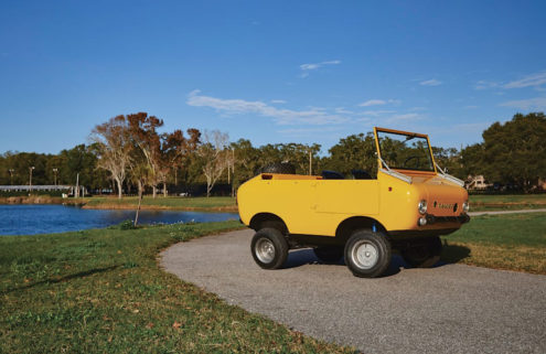 Cute and ultra-rare 1968 Ferves Ranger heads for auction