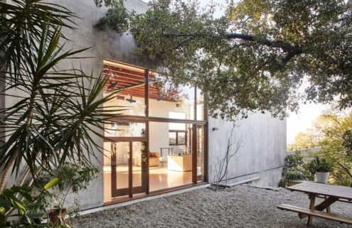Kathryn Bigelow relists her brutalist Beverly Hills home