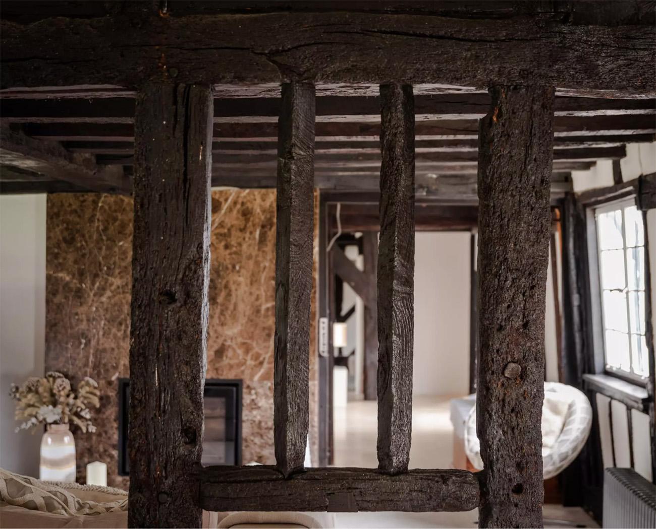 Freshfields in Essex is a postcard-worthy Tudor farmhouse