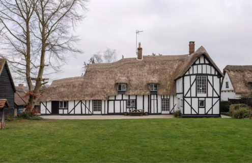 Freshfields in Essex is a postcard-worthy Tudor farmhouse