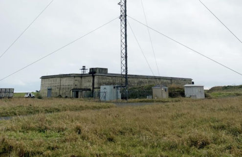 A 56-bedroom nuclear bunker is for sale in Devon
