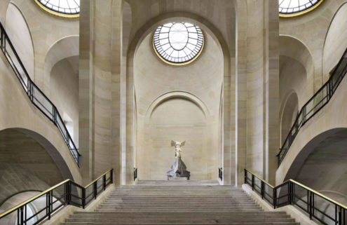 The Louvre's entire art collection is now available online