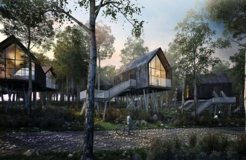 A Scottish coal mine is set to be transformed into a hotel and wellness retreat