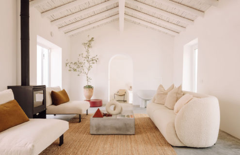 TheAddresses launches with Casa Um – a minimalist Algarve retreat