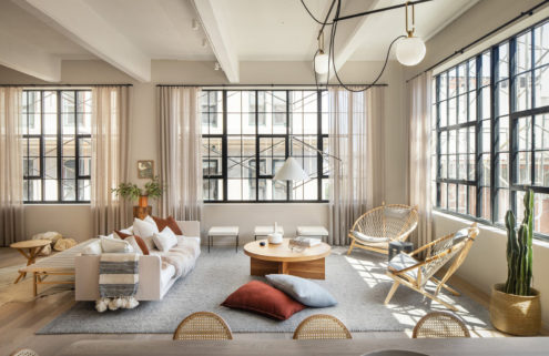 Light-drenched Brooklyn loft asks for $3.6m