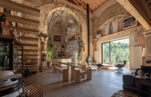 This astonishing Spanish church conversion sets a new bar for adaptive reuse