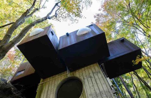 Kisho Kurakawa's Capsule House K is set to reopen to the public in Japan