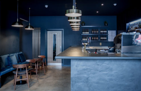 The life-changer: this inky Isle of Skye restaurant is for sale