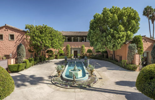 The Godfather house is back on the market – and it's had a whopping price chop