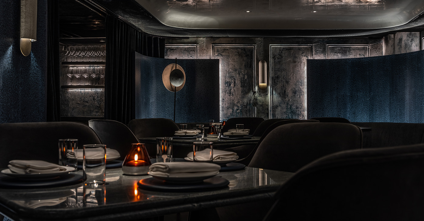 Neo Paris comes alive at Hong Kong restaurant BELON