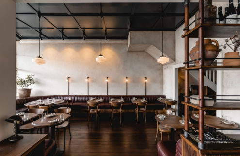 Lilian brings the classic Italian osteria to Auckland
