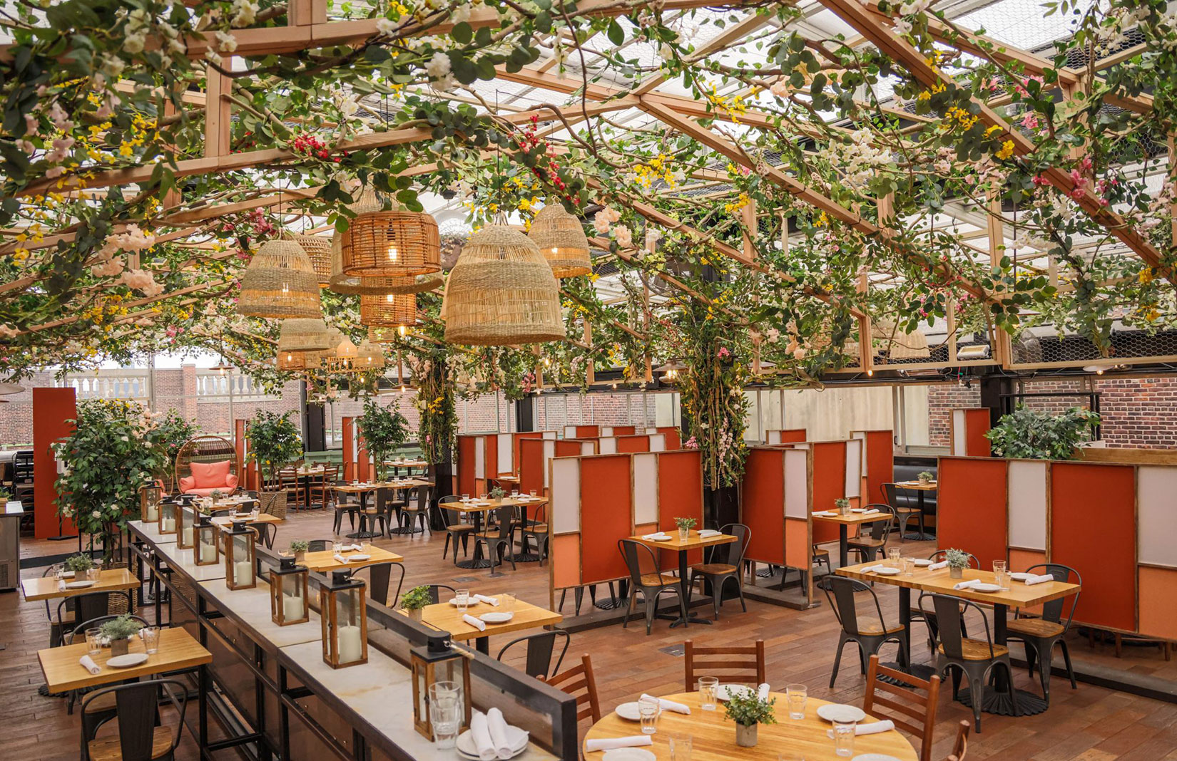 Eataly's rooftop dining room brings Southern Italy to New York