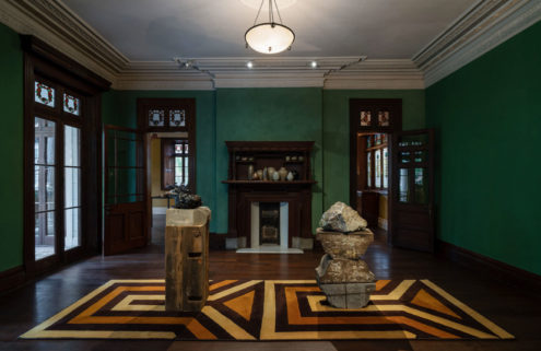 Theaster Gates' immersive 'China Cabinet 'exhibition takes over Prada Rong Zhai