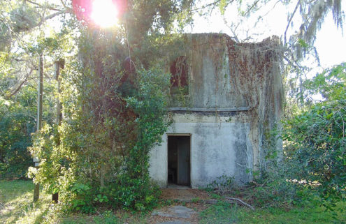 A defunct jail is for sale in Florida – and it promises paranormal activity aplenty