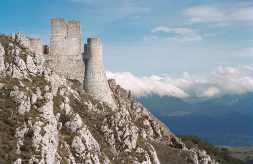 Explore Europe's medieval castles with photographer Frédéric Chaubin