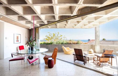 Tour two Brutalist Cape Town apartments by Malcolm Klûk and Christiaan Gabriel Du Toit