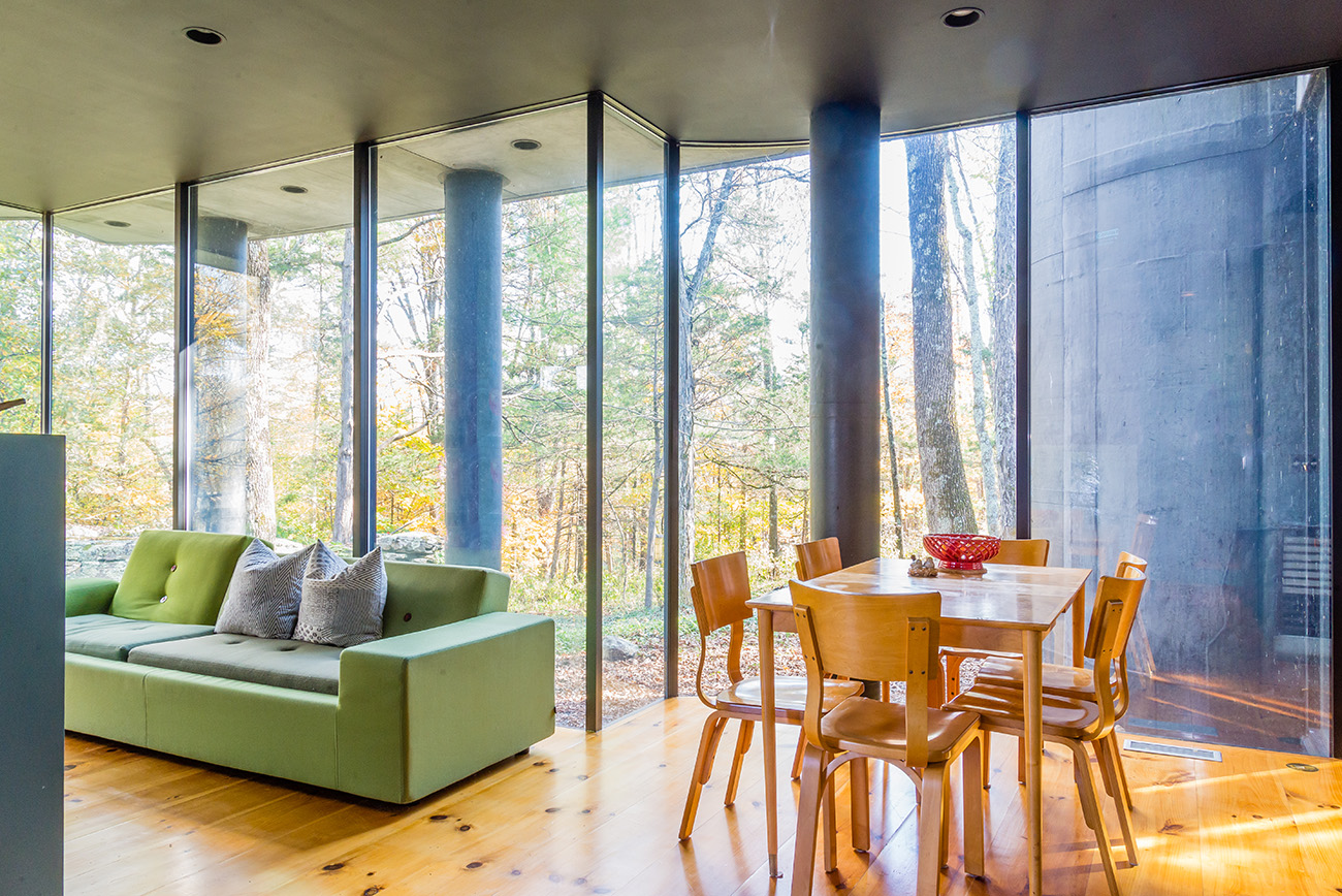 Tom Pritchard's Rubber House is for rent in Accord, New York