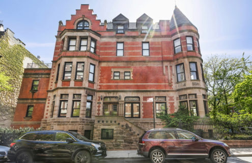 The Royal Tenenbaums mansion is for rent in Manhattan