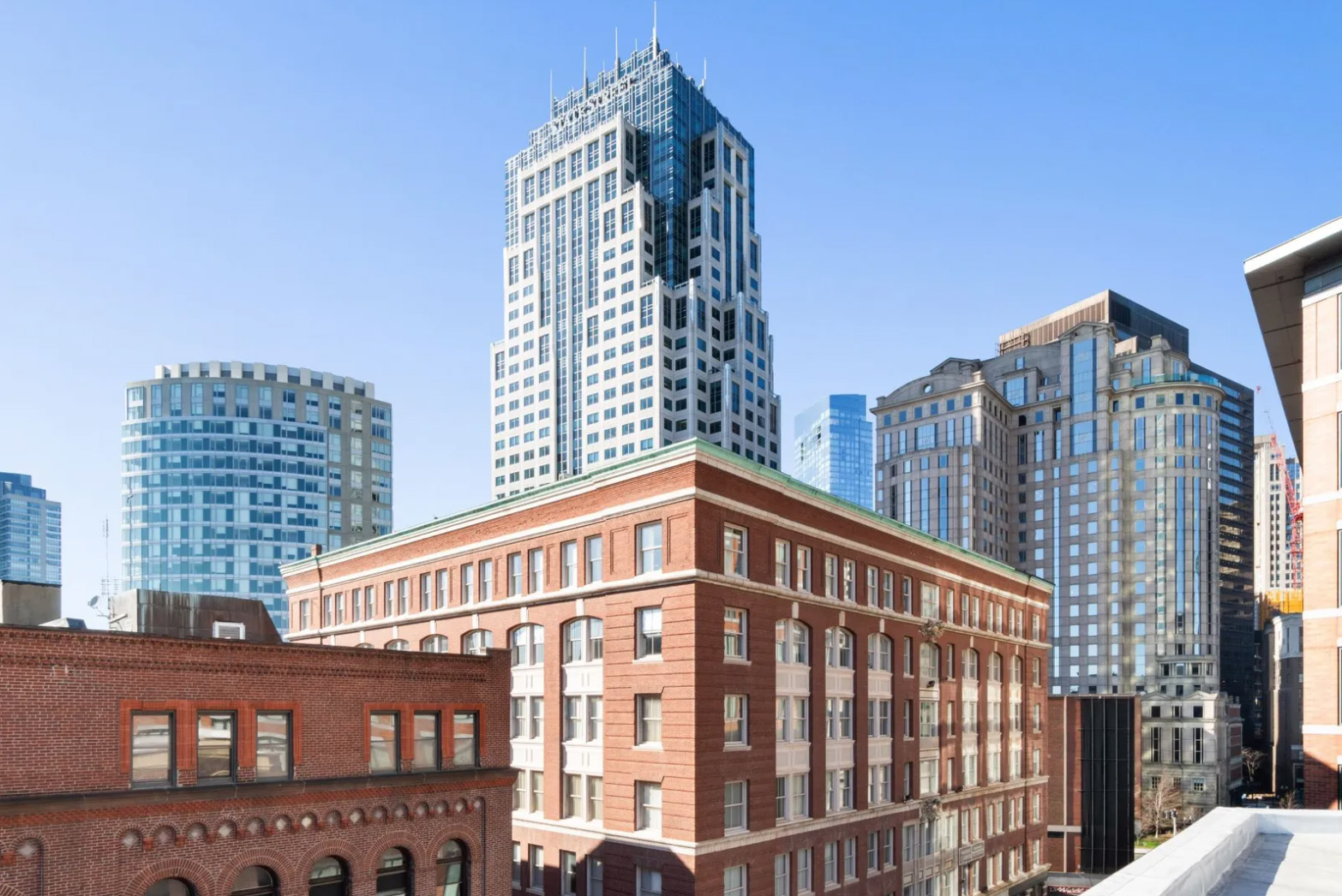 The leather district features redbrick volumes that date from the 1800s to early 19th century, many of which have been converted for new roles as mixed use and residential properties.