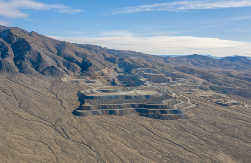 A prospector's paradise? Nevada goldmine lists for $40m