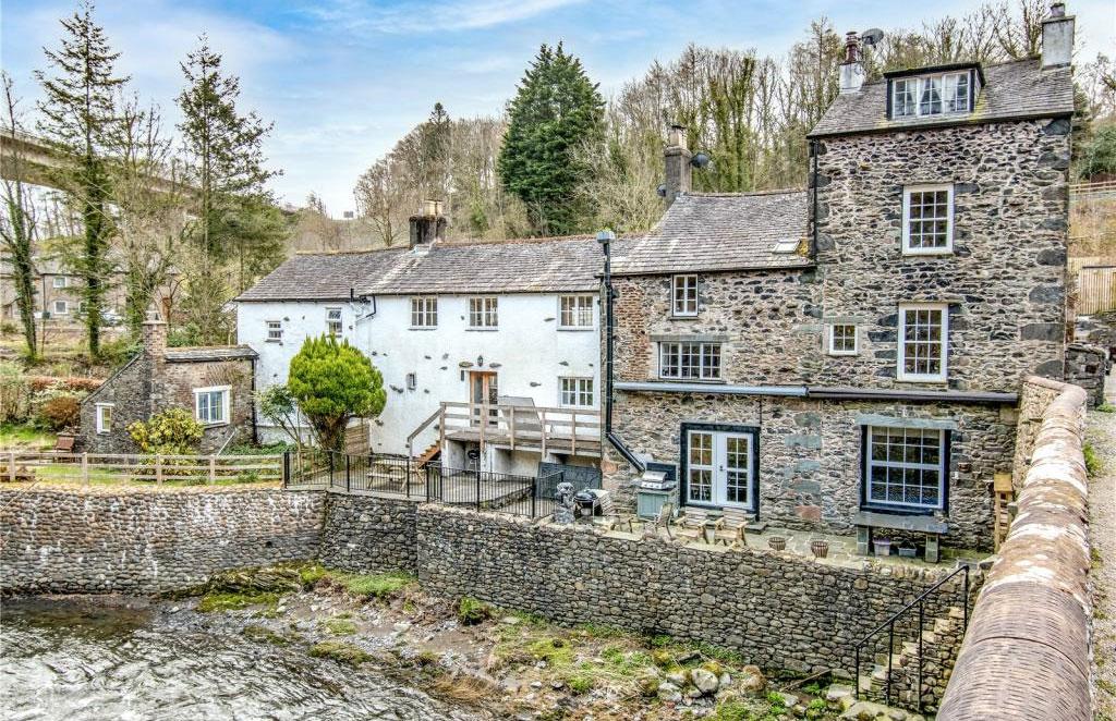 Bridge Cottage for sale in the heart of Keswick, Cumbria