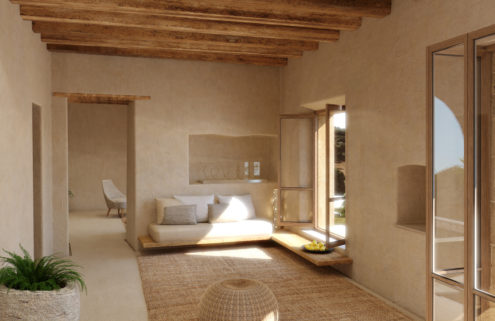 """Es Racó d'Artà promises """"silence and wellbeing"""" against a backdrop of forests and vineyards"""