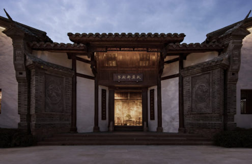 This Xichang hotel was once the grand lakeside home of a Qing Dynasty general