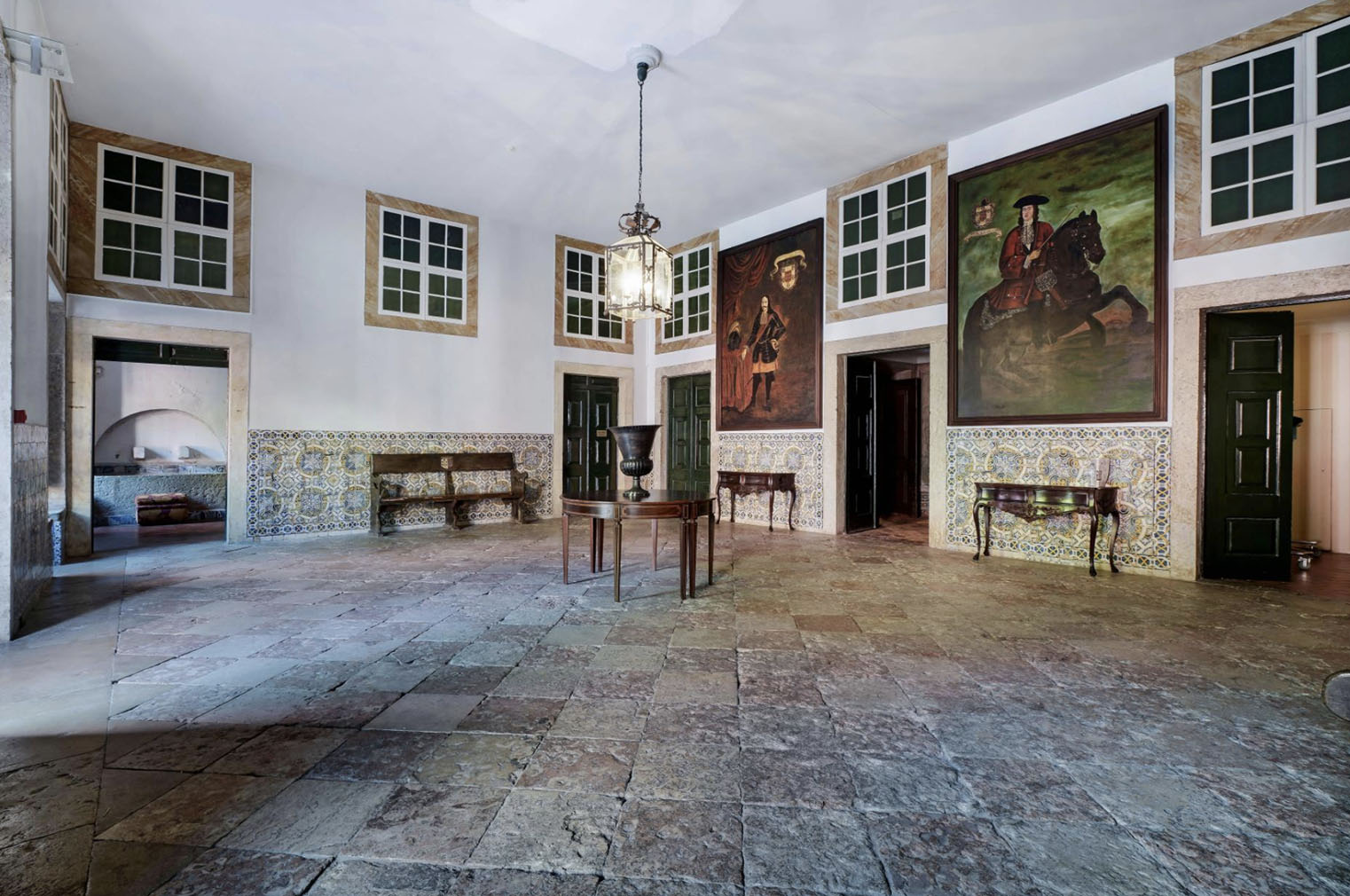 Xabregas Palace in Marvila for sale via Sotheby's International
