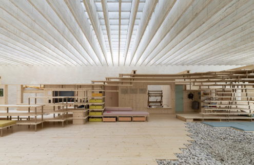 The radical future of housing is under the spotlight at Venice's Nordic Pavilion