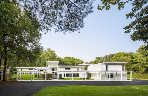 Paul Rudolph's Edersheim Residence is for sale – with an NFT version