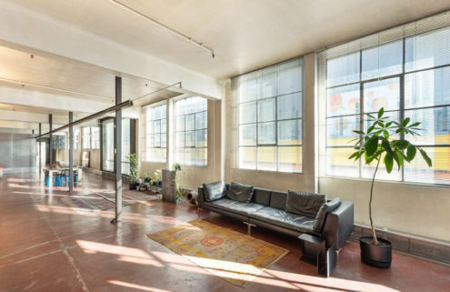 Architect's minimalist NYC-style loft is for sale in Melbourne