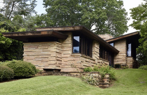 Virtually tour five Frank Lloyd Wright Buildings this weekend