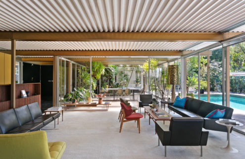 Raphael S Soriano's pioneering LA prefab Grossman House is for sale