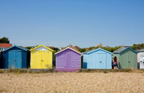How the humble beach hut has become the UK's hottest commodity