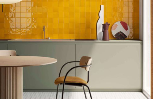 See our Pinterest moodboard of colourful kitchens